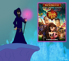 Cloaked Critic Reviews The Book of Life by TheUnisonReturns