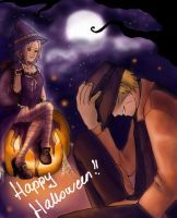 Happy Halloween 2007 by miyukiri