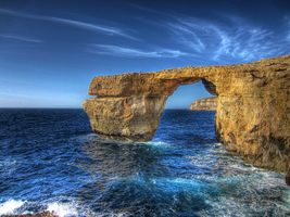 Azure Window by BluePalmTree