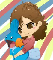 We love you Mudkip by kichiko-san