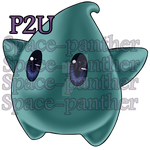 Luma base P2U by space-panther