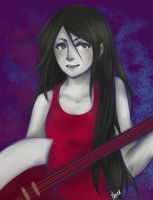 Marceline The Vampire Queen by Nerime