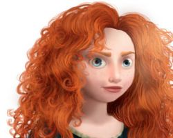 Merida-Brave by cayligraham