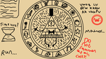 The Cipher Wheel: Gravity Generations by Comicpinks123