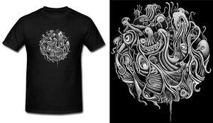 Shirt Design by SanderJansen