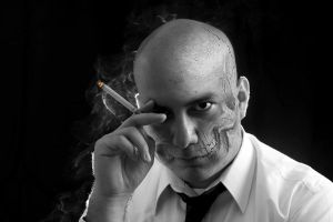 Nicotine effect by firesign24-7