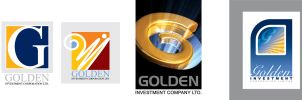 Golden Investment logo by AnubisGraph