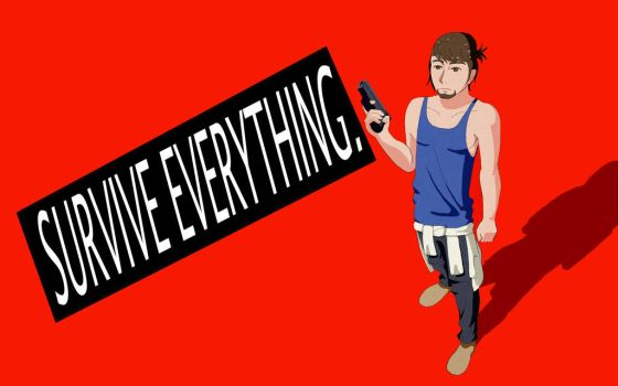 Survive Everything wallpaper by SpecterInk