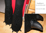 Toothless's Arm Stilts by Tsukune
