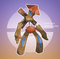 Puppetree / Articularbre by Tomycase