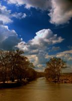 Road to Clouds by devaimystic