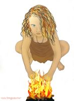 Cave Girl by Nolamom3507