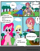 Chapter 1: The Adventure of Equestia page 13 by Paladin0