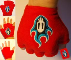 Bleach Rukias Soul Glove by Greencherryplum