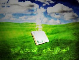 Holly Quran by Mr-15Kun