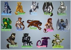 FC 2012 Pre-Order Badges 2 by Idess