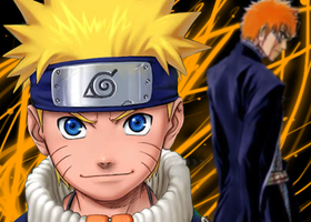 Bleach VS Naruto by thepatster