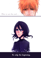 IchiRuki Week D3: Pain - Farewell by Mylla-Peppers23