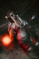 Cosplay: Sylvanas by Abletodoall