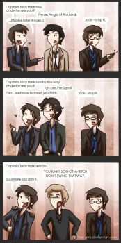 SuperWho - Captain Jack Harkness by Star-Jem