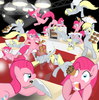Iron Chef Muffins VS Cupcakes by Shutterflye
