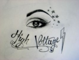 Kat Von D tribute by CYN-Electric