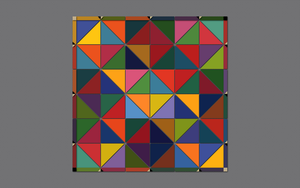 Inspired by Ken Adams - Thirty Six Colours by Manshonyagger