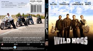 Wild Hogs Blu-Ray Cover by juicyjuice3303