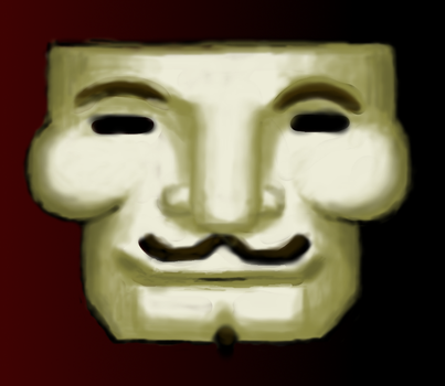 Guy Fawkes Mask by AgentSmith24