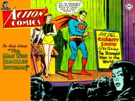 Action Comics 174 by Superman8193