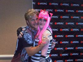 Kitt and Vic Mignogna 1 by Anime-Kat2002