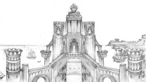 Temple Of Light Braavos GOT5-History and Lore by DubuGomdori