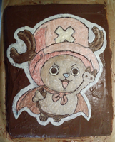 Tony Chopper cake by tang-gong