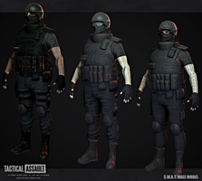 SWAT breakdown by sstrikerr