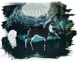 Morgana - The Gypsy by LadyBrael