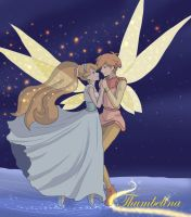 Thumbelina by AngelofHapiness