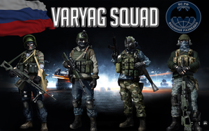 Russian Spetsnaz GRU BF3 Wallpaper by BillyM12345