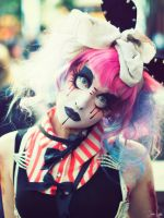 Original Cosplay/makeup design by SNTP