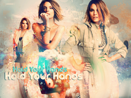 Hold Your Hands PNG by AndreTM