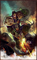 Judge Dredd by EliteResources