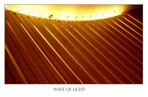 Wave of light by MarcWasHere