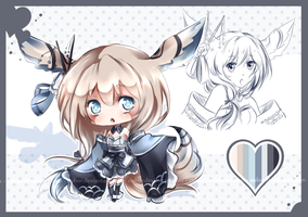 Mini Chinese Adopt 3 Auction - {CLOSED} by CuBur