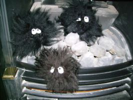 Soot Sprites by Caranth