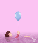 The Pink Sea by middlehouse