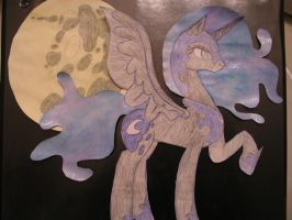 Nightmare and the Moon by NightMareBabe14