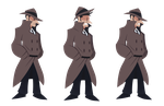 Detective Character Sheet by Tigerhawk01