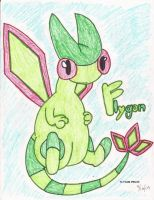 Just a Simple Flygon by FlygonPirate