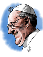 A Side of Pope by hamdiggy