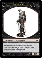 Assassin Token 02 - Awesome Assassin by Drayle88