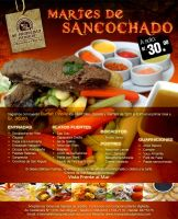 Flyer Sancochado by krisalva